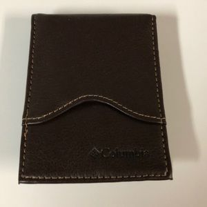 Mens Columbia wallet